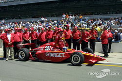 Tony Stewart and Chip Ganassi Racing Team