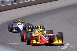 Mark Dismore and Buddy Lazier