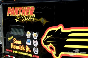 Panther Racing trailer