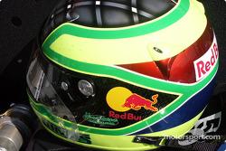 Tomas Scheckter's hat