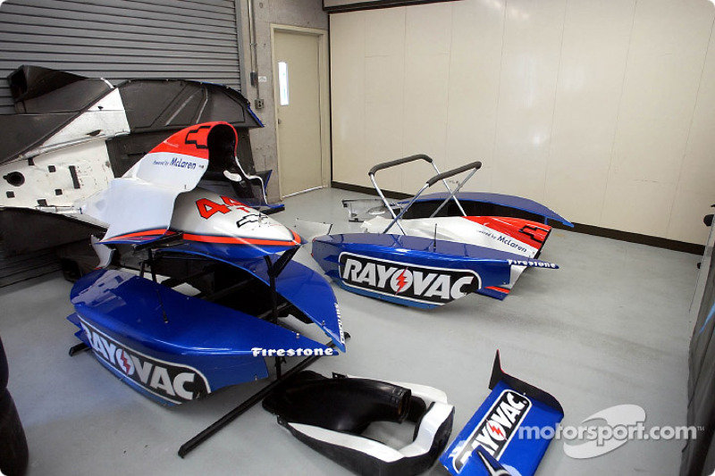 Inside Indy with Blair Racing