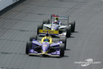 Airton Daré and Buddy Lazier