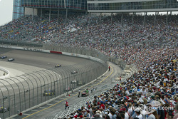 Spectators at Texas Motor Speedway