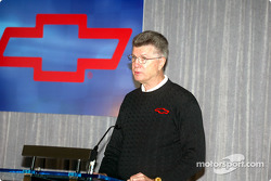 GM Racing Executive Director Herb Fishel
