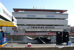 A view of Twin Ring Motegi