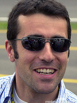 Dario Franchitti is Winona Judd's brother-in-law