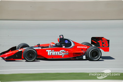 Greg Ray, driver of the #13 Access Motorsports Trim Spa Racing