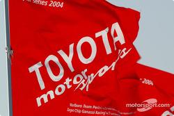 Toyota Motorsports flag