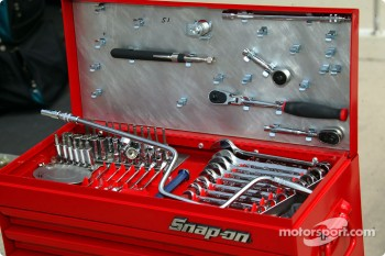 Toolbox ready to go