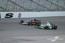 Buddy Rice and Tony Kanaan