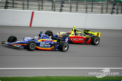 Townsend Bell and Scott Sharp