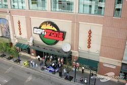 ESPN Zone event