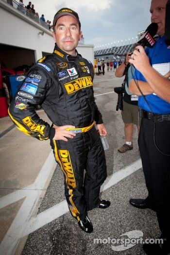 Marcos Ambrose, Petty Motorsport Ford, fastest man of the day