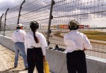 Indy Lights Race, stn3A Waiting, watching