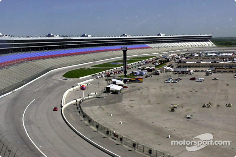 The Texas Motor Speedway