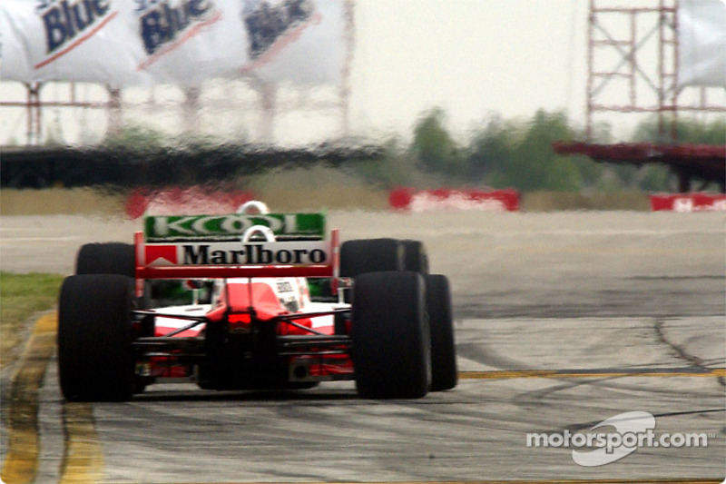 Dario Franchitti and Helio Castroneves