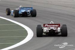 Alex Tagliani and Alex Zanardi