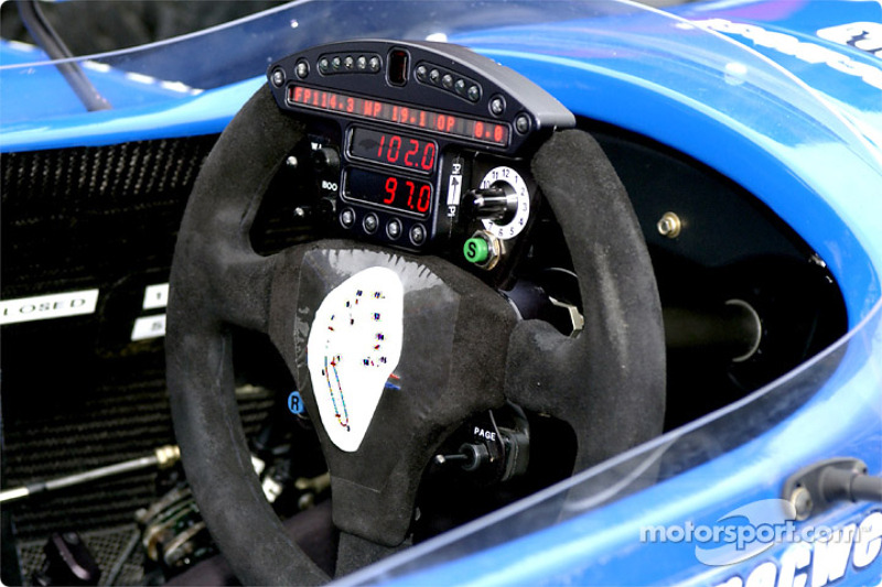 Scott Dixon's office