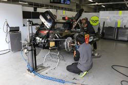 #4 ByKolles Racing, CLM P1/01: Simon Trummer, Oliver Webb, Pierre Kaffer
