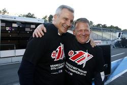 Jens Marquardt, BMW, Motorsportdirektor; Stefan Reinhold, BMW Team RMG