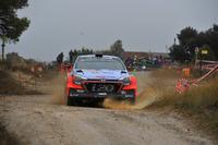 WRC Foto - Thierry Neuville, Nicolas Gilsoul, Hyundai i20 WRC, Hyundai Motorsport