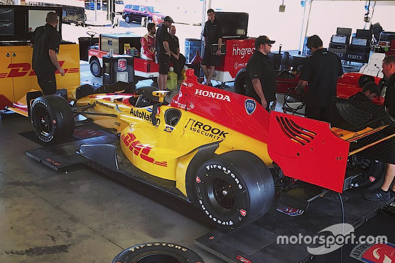 Ryan Hunter Reay Profile Bio News Photos Amp Videos