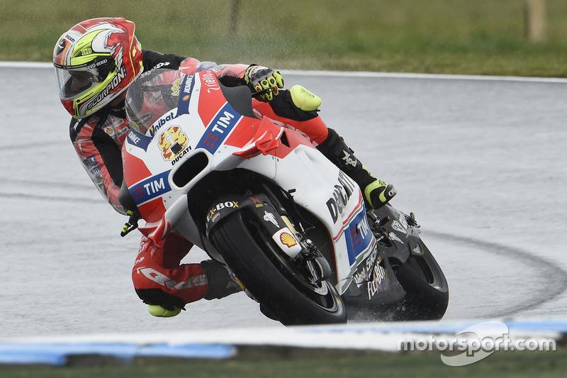 10. Hector Barbera, Ducati Team