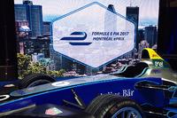 Formula E Foto - ePrix di Montréal, la presentazione