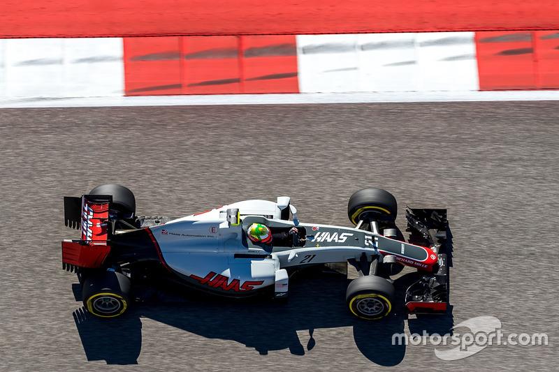 Ausfall: Esteban Gutierrez, Haas F1 Team VF-16