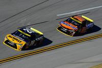 NASCAR SPRINT CUP Fotoğraflar - Matt Kenseth, Joe Gibbs Racing Toyota, Kyle Busch, Joe Gibbs Racing Toyota