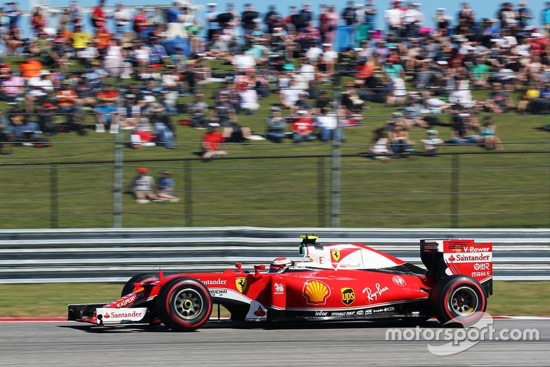 Ausfall: Kimi Räikkönen, Ferrari SF16-H