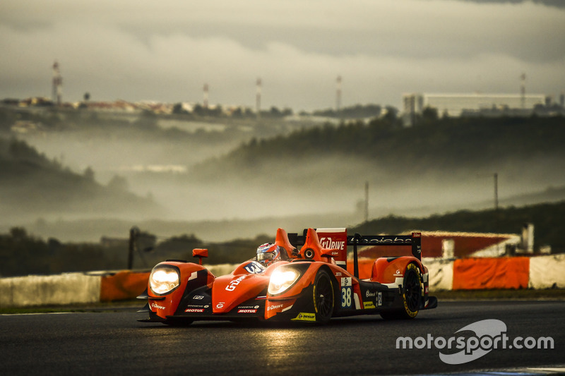 #10: LMP2-Auto in Estoril
