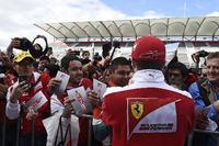 Formula 1 Foto - Kimi Raikkonen, Ferrari