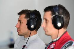 #8 Audi Sport Team Joest Audi R18: Loic Duval, Oliver Jarvis