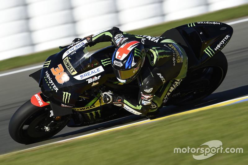 10. Bradley Smith, Monster Yamaha Tech 3