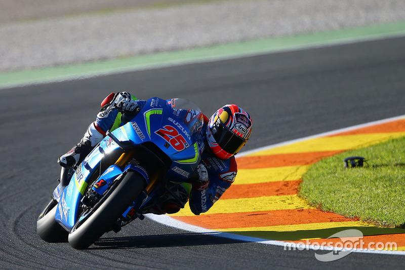 4. Maverick Viñales, Team Suzuki Ecstar MotoGP