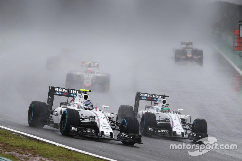 11. Valtteri Bottas, Williams FW38