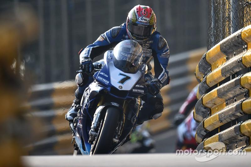11. Dan Kneen, Yamaha