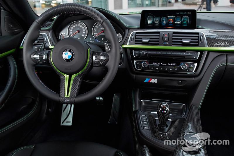 BMW M4 von Marco Wittmann