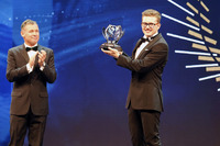 General 图片 - Tom Kristensen and Rookie of the Year Kevin Hansen, Peugeot Hansen Academy
