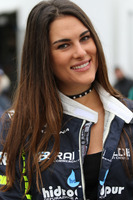 Rally Foto - Grid girl