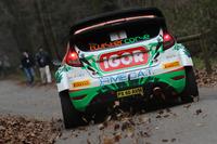Rally: overig Foto's - Piero Longhi, Gianmaria Santini, Ford Fiesta