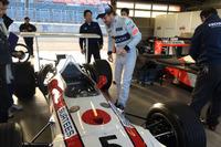Algemeen Foto's - Fernando Alonso, Honda RA301