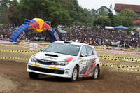Other rally Fotos - Mike Young, Malcolm Read, Subaru Impreza WRX, Cusco Racing