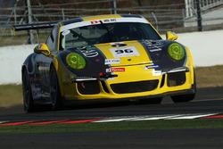 #96 TKS Porsche 911 GT3 Cup: Shinyo Sano, Takuma Aoki, Shigeto Nagashima