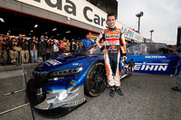 General Фото - Дани Педроса и Honda NSX Concept-GT