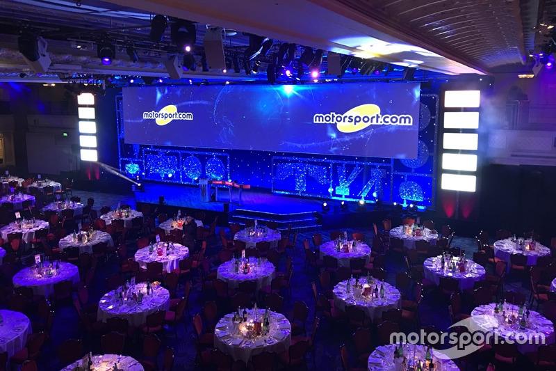 Speciale LIVE: Autosport Awards 2016