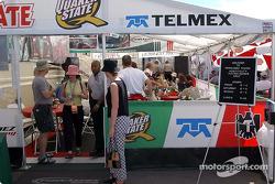 Fernandez Racing hospitality