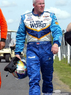Paul Tracy after his retirement