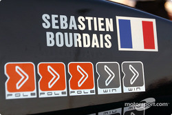 Three poles and two wins for Sébastien Bourdais